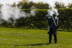 Fort George 6 (Craig Tata) Tags: niagarafalls fortgeorgecanada warof1812 firearms musket