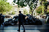 Santiago - Noviembre (Cosmopolita.) Tags: 35mm analoga kodak color plus olympus mju santiago basura trash noviembre 2016