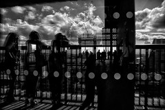 ... (instagram.com/the_big_smoke_/) Tags: street composition central london silhouettes bw blackandwhite skyline city centre candid capture contrast compo comp streetphotography streetscene scene streetphoto shadows streets urban uk architecture people peoplewatching photography perspective photo building view vista viewpoint gallery tate modern robmchale urbanstreets britain england patterns shapes reflections windows glass clouds mono monochrome
