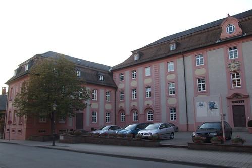 Ludwig-Wilhelm-Gymnasium, 30.09.2011.