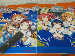 love Live Chile stand (Dollymoe) Tags: lovelive figures figure anime love live plastic toys collection convention maki rin nozo honoka umi eli hanao nozomi tojo nikishino hoshizora sonoda