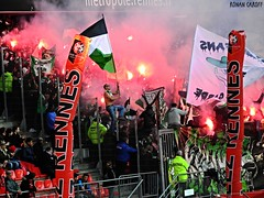 DSCN5537 (Ronan Caroff) Tags: football foot soccer ligue league france bretagne brittany 35 stetienne etienne saintetienne rennes roazhon championnat championship match
