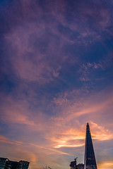 The Shard (stephanrudolph) Tags: sony a6000 ilce6000 s1650mm 1650mm handheld london uk gb england europe europa sky cloud