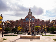 Test OLYMPUS M.12-100mm F4.0 (Luis Prez Contreras) Tags: olympus omd em5 open days barcelona 2016 catalunya spain hospital sant pau modernismo modernisme modernism arquitectura architecture m12100mm f40