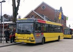 6641 72 (brossel 8260) Tags: belgique bus tec brabant wallon