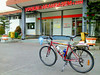 Karangasem Train Station (Raditya Jati) Tags: train bicycle banyuwangi eastjava bicycletouring travelling