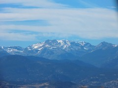 Rocky Mountains (just me julie) Tags: colorado rockymountains mountains snow sky clouds