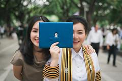 "QUAN_023 (also know as ""PapaPenguin"") Tags: chulalongkorn graduation photographer chula cu"