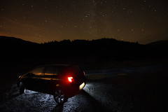 Parked After Sundown (Click And Pray) Tags: managedbyclickandpraysflickrmanagr whistlefield night road parked waiting stars starrysky pwl paintingwithlight multipleexposures argyll scotland scottish landscape landscapeformat whistlefieldnightroadparkedwaitingstarsstarryskypwlpaintingwithlightmultipleexposuresargyllscotlandscottishlandscapelandscapeformatgbr