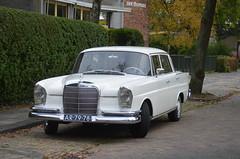 1965 Mercedes Benz 230S AR-79-78 (Stollie1) Tags: 1965 mercedes benz 230s ar7978 leeuwarden