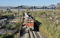 POTASSER I (Andreu Anguera) Tags: trenpotasser trenpotasero máquina25402 cornelládellobregat baixllobregat catalunya andreuanguera