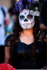 All Souls 11 (barbara carroll) Tags: diadelosmuertos allsoulsprocession dayofthedead calavera tucson sacred autumn