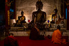 Day at the Temple (furbs01 Thanks for 4,325,000 + views) Tags: monk red orange bhudda candle pray meditation