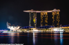 Singapore Trip 2016 - Marina Bay (Kimihiro-kun) Tags: singapore marinabay marinabaysands
