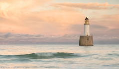 Rattray Head Lighthouse (Andrew Paul Watson) Tags: rattray lighthouse long exposure fujifilm xt1 seascape cloud sunrise sunset scotland scottish filter nisifilters nisi manfrotto