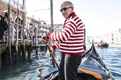 Venezia mia. (Darida.) Tags: venice gondola ferry water rialto streetphotography street urban people stolenshot