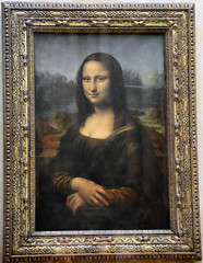 Oh, you, too? (jersey_citizen) Tags: france paris art louvre monalisa painting