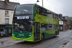 Southern Vectis 1618 HJ16HSK (Will Swain) Tags: carisbrooke 14th october 2016 beer buses walks weekend south southern island isle wight bus transport travel uk britain vehicle vehicles county country england english vectis 1618 hj16hsk