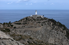 Faro de Formentor (Dmitriy Sakharov) Tags: faro de formentor mallorca balearic spain ncg