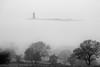 Castle Hill (RD400e) Tags: canon eos 5d mk3 24105mm f4l castle hill huddersfield fog mist