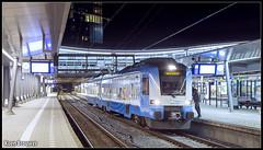 20160607 Connexxion Protos 5034, Utrecht Centraal (82902) (Koen Brouwer) Tags: protos cxx connexxion 89209 utrecht centraal trein train zug station gare bahnhof omleiding leeg 5034 juni 2016 zomer
