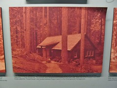Mount Rainier National Park (Jasperdo) Tags: mountrainiernationalpark mountrainier nationalpark nationalparkservice nps washington pacificnorthwest ohanapecoshvisitorcenter visitorcenter museum mission66 civilianconservationcorps ccc newdeal forestmousemuseum