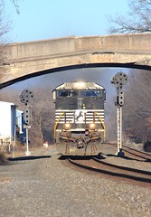 Port Royal (Fr8engineer) Tags: ns pittsburgh line conrail point royal position light signals prr