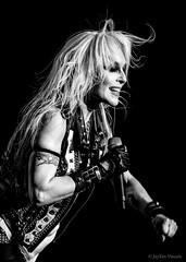 All I Want... (jayem.visuals) Tags: blackwhite blackandwhite concert doro doropesch female livemusic metal music musician people portrait rock singer women jayemvisuals juergenmaeurer