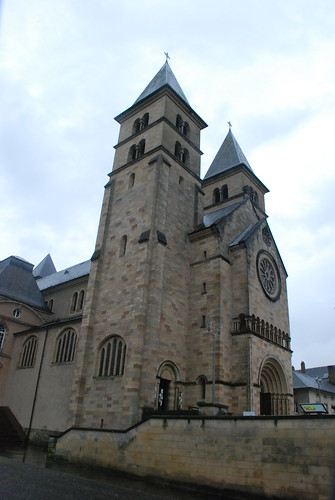 Baslilique Saint Willibrord