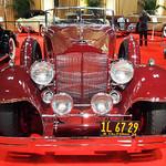 1933 Packard Twelve Model 1006 Spor Phaeton 2 thumbnail