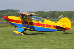 G-ICAS (QSY on-route) Tags: trophy barrett golding sleap egcv gicas 17052014