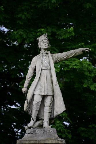 Statue of Tadeusz Kościuszko