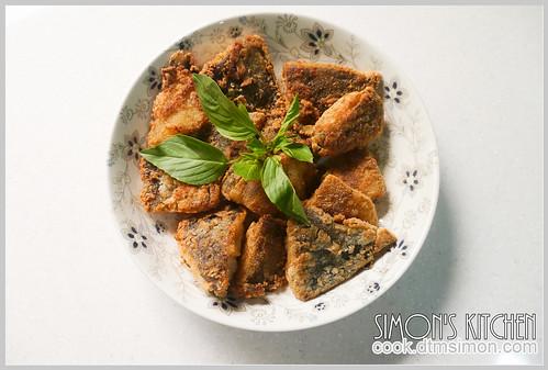 鹹酥鱈魚角04