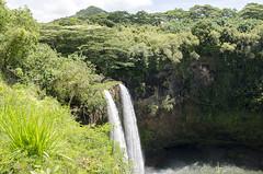 Kauai (キャロリン) Tags: clouds hawaii waterfall nikon kauai ハワイ cascade napali napalicoast hanapepe hawaiianislands hawaï d7000 hawaiianskies 17f35 liloandstichcity awa'puhi vuesurnapali