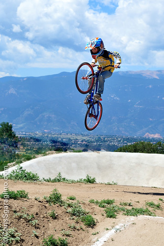 Pikes Peak BMX Racing