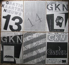 GKN free magazine 13-18 (streamer020nl) Tags: cards 1996 1993 postcards photocopy 1997 gratis 1998 1995 1994 a4 boomerang nimit nieuws kaarten freecards nieuwsbrief photocopied gocards gkn adpost schoolcards collegecards pubcards studycardscultcards