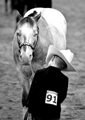 The Cowboy  #Child #Children #Kids #Rodeo #Horses #Equine #Equestrian #Monochrome (shawn2034) Tags: horses monochrome kids children child rodeo equestrian equine