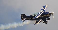 Pitts S-2B Special - G-OSZB - RAF Benson Families Day 2014 (Rob Lovesey) Tags: day families special benson raf 2014 pitts s2b goszb