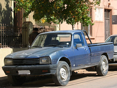 Peugeot 504 Pick up 1994 (RL GNZLZ) Tags: pickup peugeot camionetas peugeot504 504pickup
