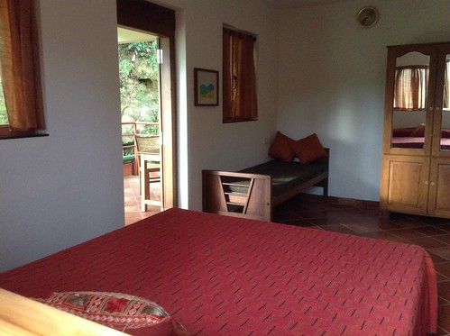 """Double room at. Jade Munnar B&B • <a style=""""font-size:0.8em;"""" href=""""http://www.flickr.com/photos/119251693@N05/14796381831/"""" target=""""_blank"""">View on Flickr</a>"""