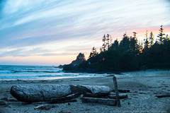 Sunset behind the Point 5 - Canada summer trip 2014 DSC_5963.jpg (PowderPhotography) Tags: sunset summer canada 50mm nikon bc britishcolumbia f14 august tofino np sunsetpoint 2014 coxbay clayoquotsound pacificsands f14g esowista d700
