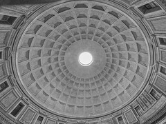 Pantheon Dome, Rome
