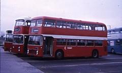 RCH627L (21c101) Tags: bristol nbc national trent derby 1973 busstation series2 ecw 627 nationalbuscompany poppyred vrtsl6g rch627l