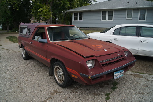 1983 Plymouth Scamp