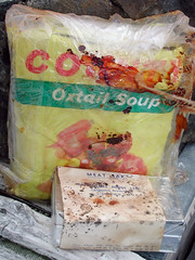 "Oxtail soup and a meat bar • <a style=""font-size:0.8em;"" href=""https://www.flickr.com/photos/16564562@N02/14873973949/"" target=""_blank"">View on Flickr</a>"