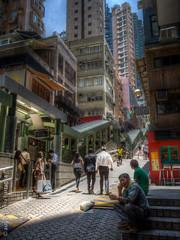Hong Kong (Mia Battaglia photography) Tags: hongkong olympus hdr ep5 5xp