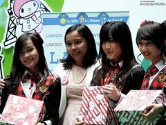 NADILA SINKA AYANA JKT48 (panwilgraphy) Tags: hello midi kota kasablanka