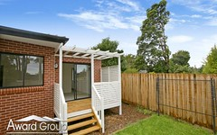 7/86 Baker Street, Carlingford NSW