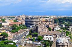Rome - Italy (1) (qbanb55) Tags: italy rome colosseum romeitaly romancolosseum