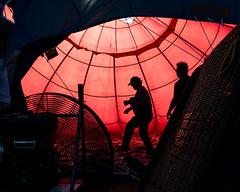 In the Balloon-2 (4myrrh1) Tags: canon rebel virginia aircraft aviation balloon airshow va hotairballoon virginiabeach t3i pungo